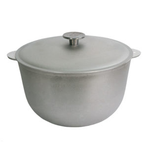 Kazan with 2 or 4 handles and lid K0200