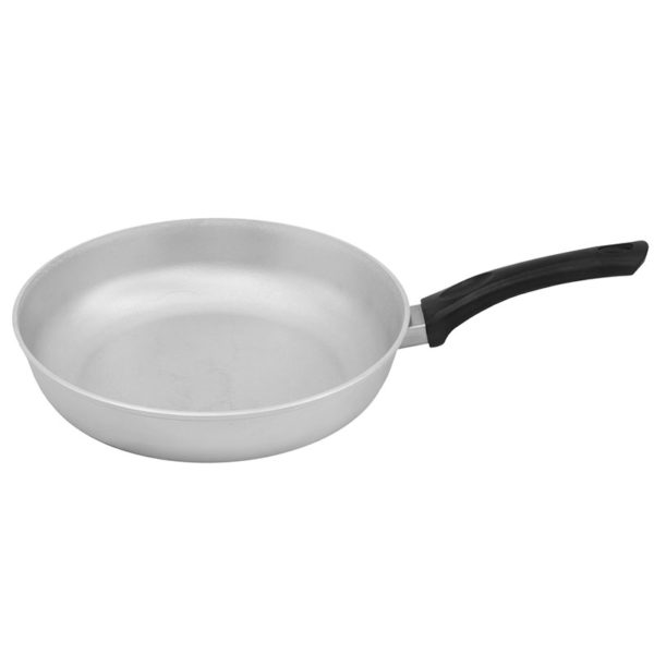 Frying pan with lid A203