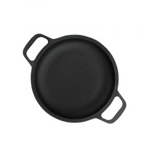 Cast iron portion pan 02042