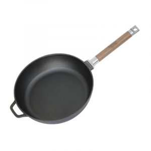 Frying pan with detachable handle depth 66 mm 0324