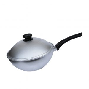 Deep frying pan with lid А265