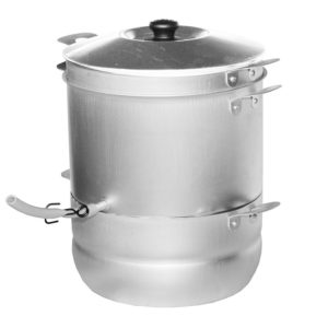 Juice steamer pot