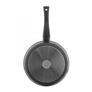 Frying pan «Classic» with detachable bakelite handle 24071P