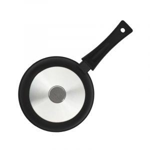 Сковорода«Оптима» зі скляною кришкою 1804PC