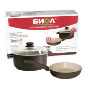 Set of cookware «Мokko» М22ПС