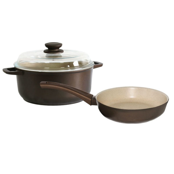 Set of cookware «Мokko»