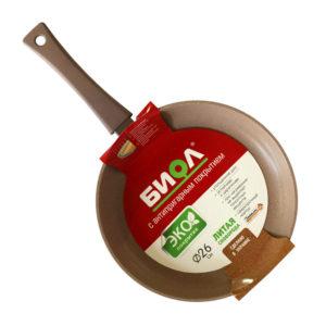 Frying pan «Optima Decor» 24047П