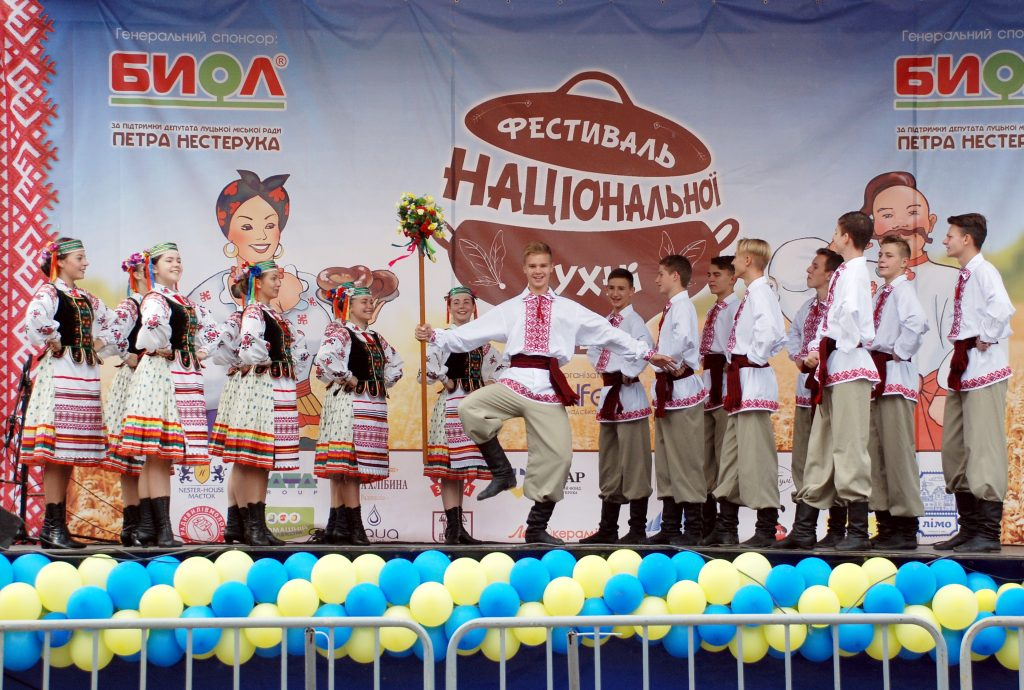 Фестиваль национальной кухни