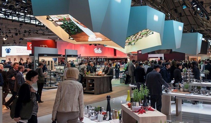 AMBIENTE 2018 - Международная выставка высококачественных потребительских товаров.