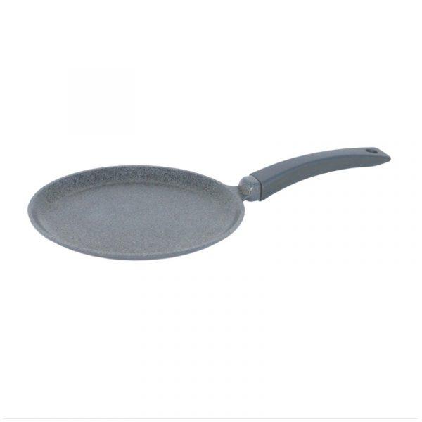 Сковорода блинная «Гранит грей»
