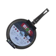 Crepe frying pan Induction with handle soft-touch and induction bottom 24084I