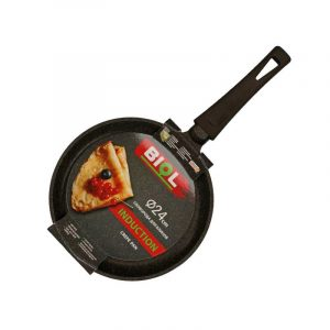 Crepe frying pan Induction with handle soft-touch and induction bottom 24083I