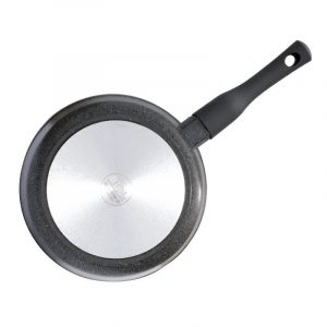 Frying pan Induction with removable handle soft-touch and induction bottom 24074I