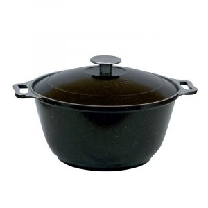 Casserole with thick bottom and lid К0351ДК