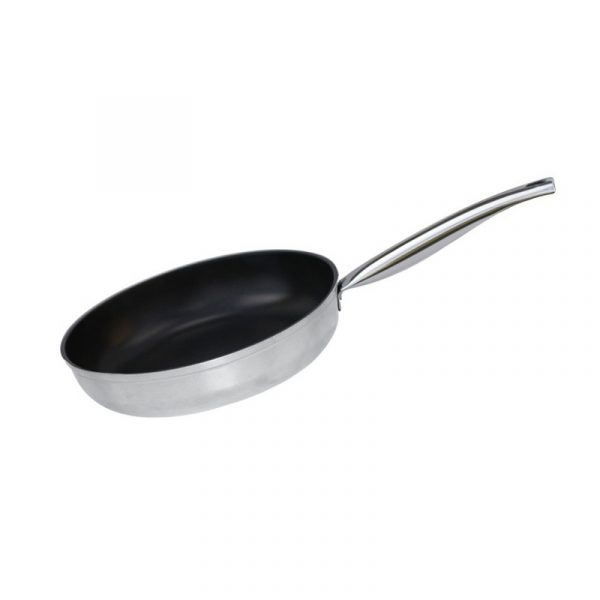Frying pan with non-stick coating Profi 2413H