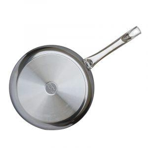 Сковорода алюмінієва з антипригарним покриттям Profi 2413H