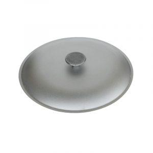 Cast aluminum frying pan WOK 2803K