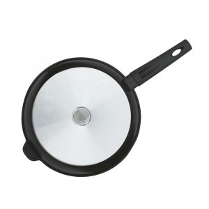 Aluminum frying pan with non-stick coating LUX 2417P