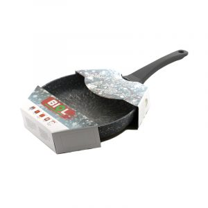Aluminum frying pan with non-stick coating «ELITE» «Winter» 2416PZ