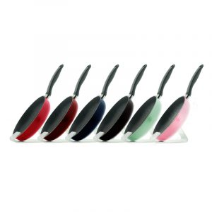 Aluminum frying pan with non-stick coating «Spring» - 26135P