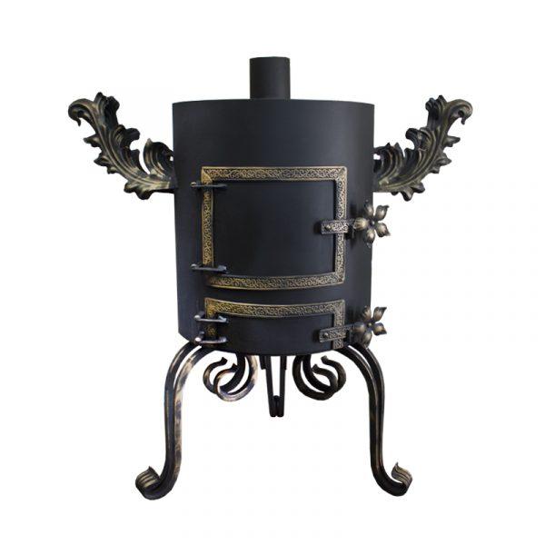 Печь топочная под казан 12 л. и 15 л. - PT1215