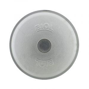Cast aluminium lid КР200