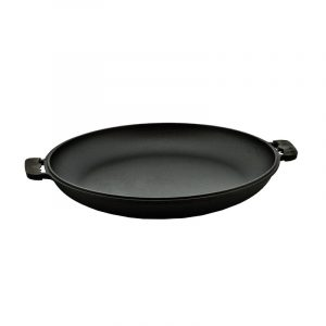 Cast iron frying lid 0040
